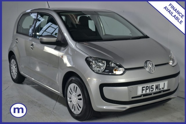 Used Volkswagen Up Move Up Hatchback