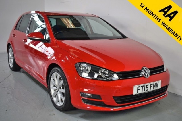 Used Volkswagen Golf GT Tsi Act Bluemotion Technology DSG Hatchback