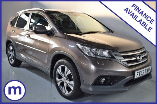 Used Honda Cr-v I-vtec SR Estate
