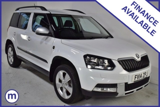Used Skoda Yeti Outdoor Tour De France TDi Cr Suv