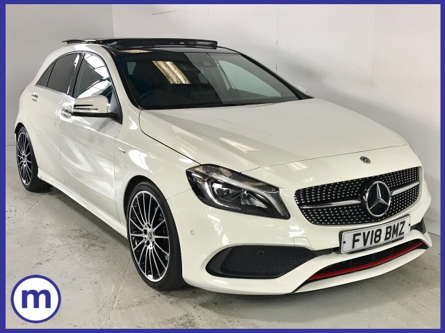 Used Mercedes Benz A-class A 250 4matic Amg Premium Hatchback