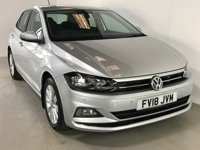 Used Volkswagen Polo Sel Tsi Hatchback