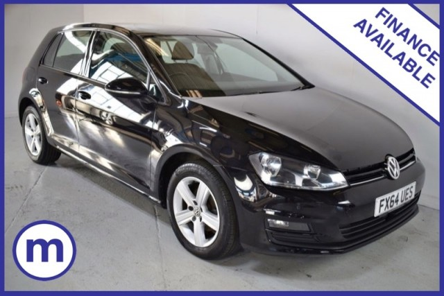 Used Volkswagen Golf Match TDi Bluemotion Technology DSG Hatchback
