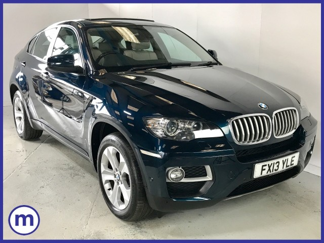Used BMW X6 Xdrive40d Suv
