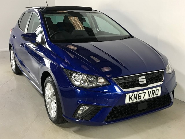 Used Seat Ibiza SE Design Hatchback