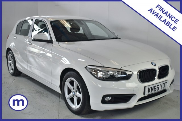 Used BMW 1 Series 116d Se Hatchback