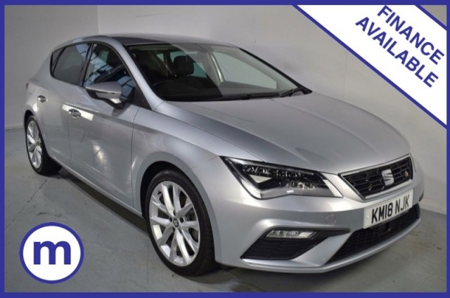 Used Seat Leon Tsi Fr Technology Hatchback