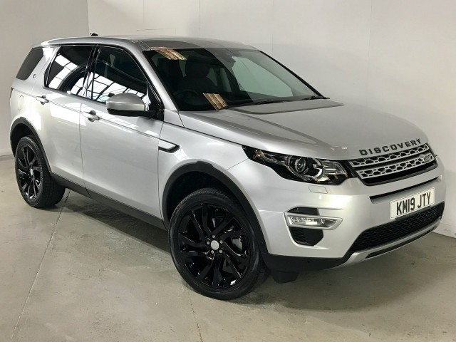 Used Land Rover Discovery Sport TD4 Hse Luxury Suv