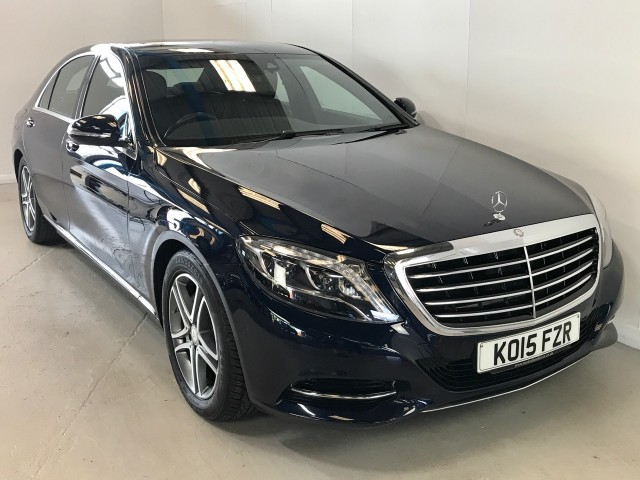 Used Mercedes Benz S-class S350 Bluetec L SE Line Saloon