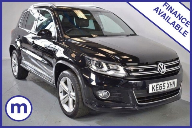 Used Volkswagen Tiguan R Line Edition TDi Bmt 4motion DSG Suv