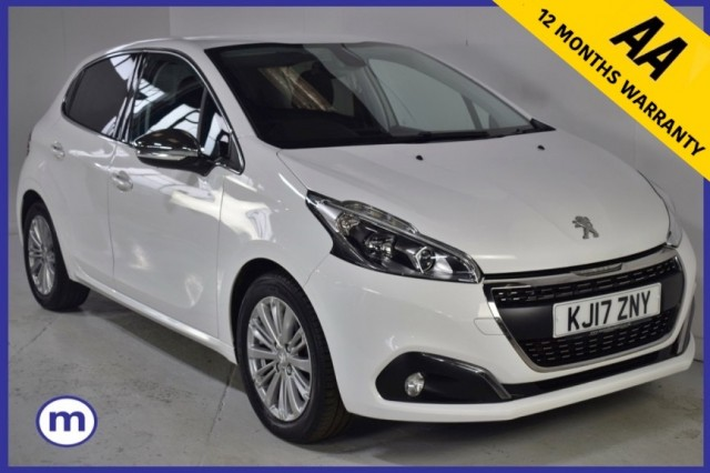 Used Peugeot 208 Puretech Allure Hatchback