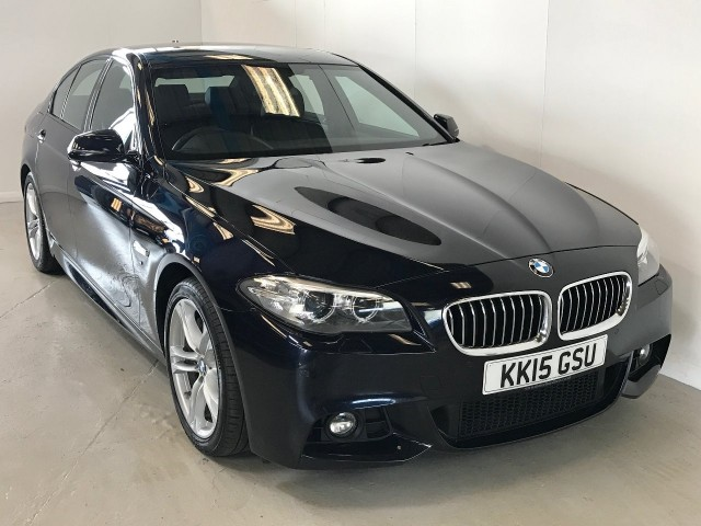 Used BMW 5 Series 535d M Sport Saloon