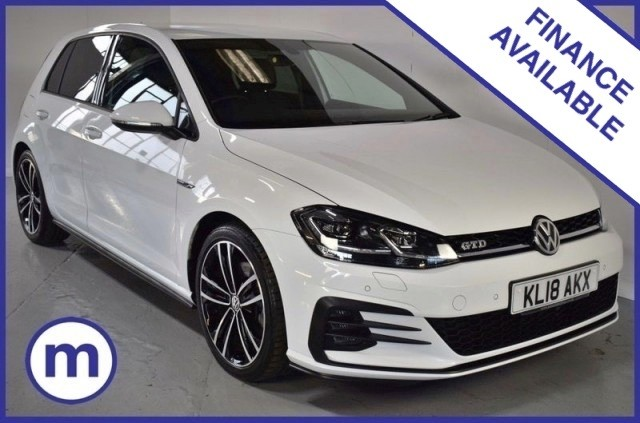 Used Volkswagen Golf GTD TDi DSG Hatchback
