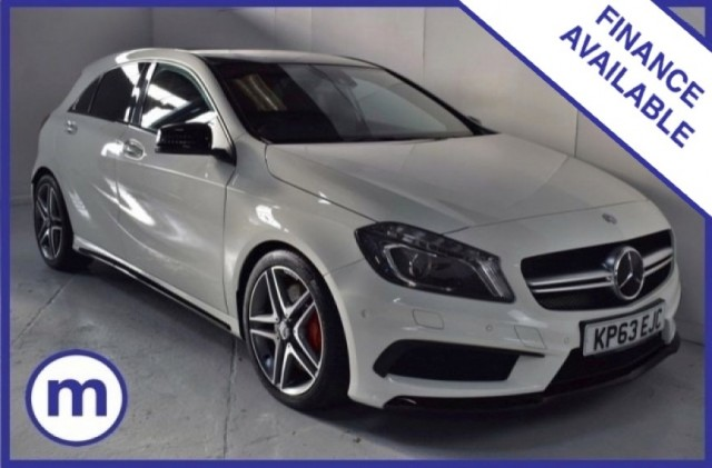 Used Mercedes Benz A-class A45 Amg 4matic Hatchback