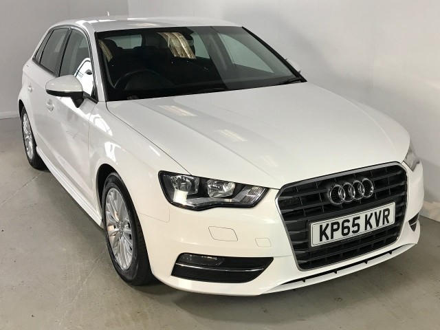 Used Audi A3 TDi Ultra SE Technik Hatchback