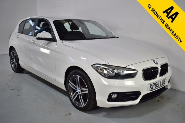 Used BMW 1 Series 118i Sport Hatchback