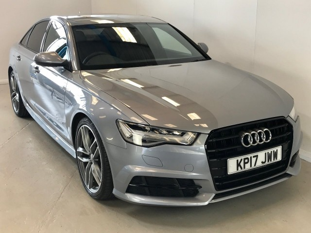 Used Audi A6 TDi Ultra Black Edition Saloon