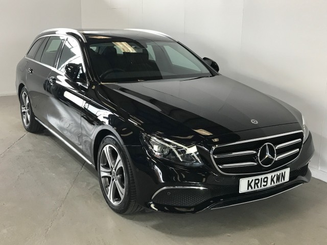 Used Mercedes Benz E-class E 200 Se Estate