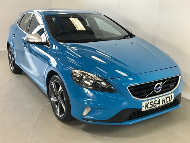 Used Volvo V40 D3 R-design Nav Hatchback