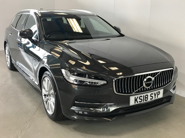 Used Volvo V90 D4 Inscription Estate