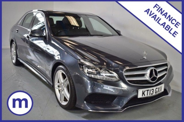 Used Mercedes Benz E-class E350 Bluetec Amg Sport Saloon