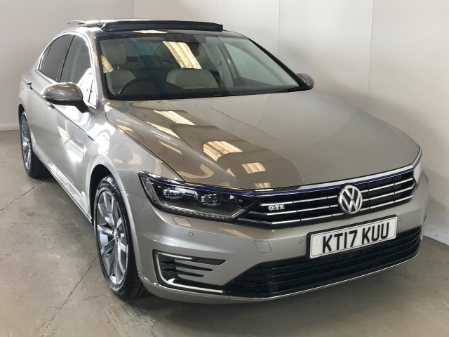 Used Volkswagen Passat GTe Advance Saloon