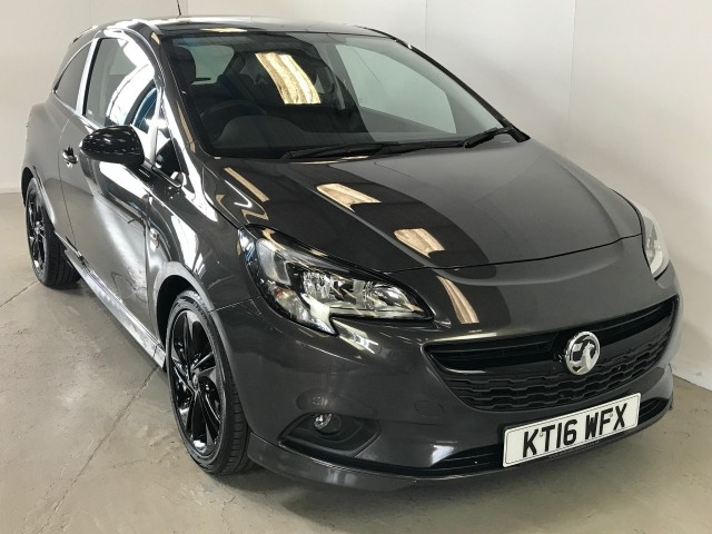 Used Vauxhall Corsa Limited Edition Ecoflex Hatchback
