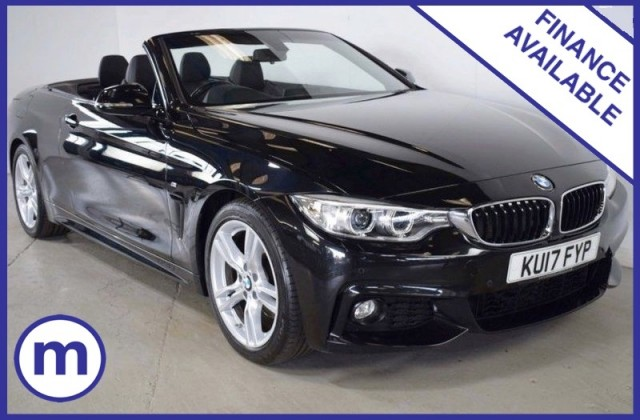 Used BMW 4 Series 430i M Sport Convertible