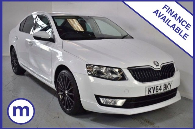 Used Skoda Octavia Black Edition TDi Cr Hatchback