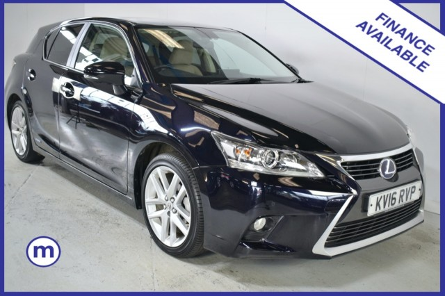 Used Lexus Ct 200h Advance Hatchback