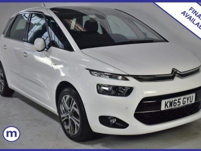 Citroen C4 Picasso Bluehdi Exclusive Eat6