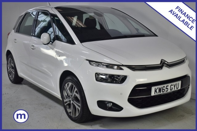 Used Citroen C4 Picasso Bluehdi Exclusive Eat6 MPV