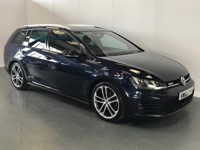 Used Volkswagen Golf GTD TDi Estate