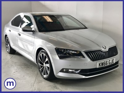 Skoda Superb Laurin And Klement Tdi Dsg
