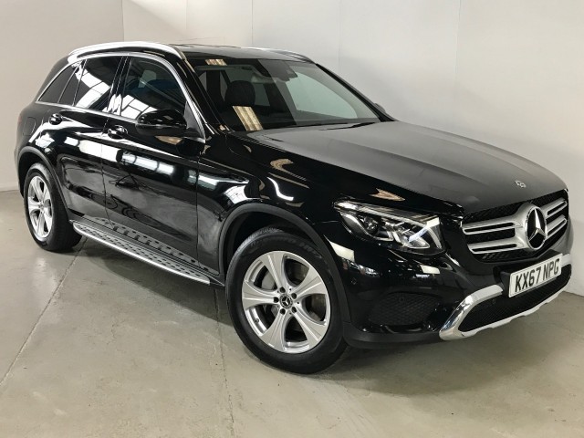 Used Mercedes Benz Glc-class Glc 220 D 4matic Sport Estate
