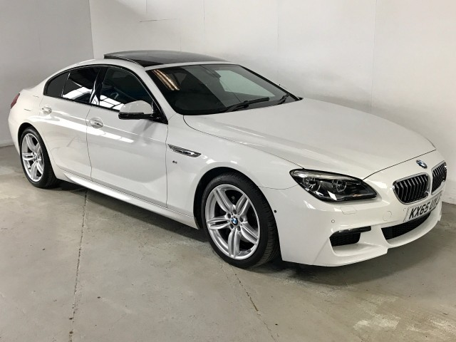 BMW 6 Series 640d M Sport Gran Coupe Coupe