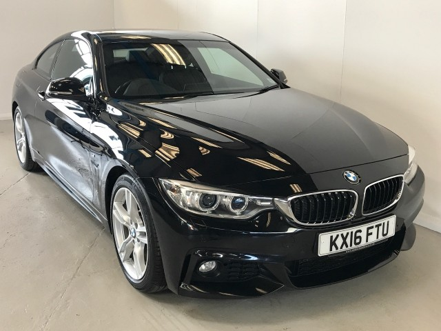 Used BMW 4 Series 425d M Sport Coupe
