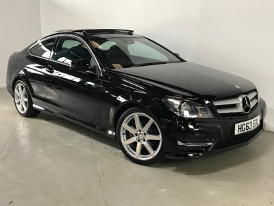 Mercedes Benz C-class C250 Cdi Amg Sport Edition Premium Plus