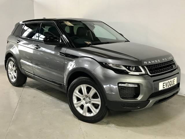 Used Land Rover Range Rover Evoque TD4 SE Tech Suv