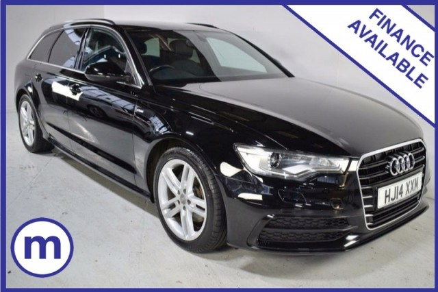 Used Audi A6 Avant TDi Ultra S Line Estate