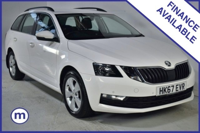 Used Skoda Octavia SE Technology TDi Estate