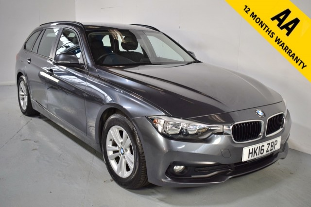 Used BMW 3 Series 320d Ed Plus Touring Estate