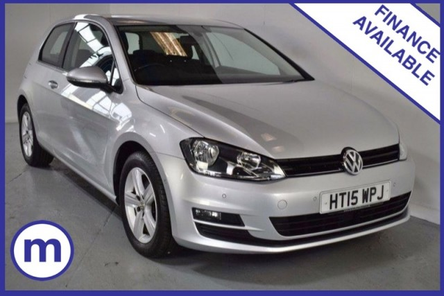 Used Volkswagen Golf Match TDi Bluemotion Technology Hatchback