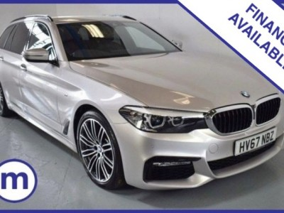 BMW 5 Series 540i Xdrive M Sport Touring