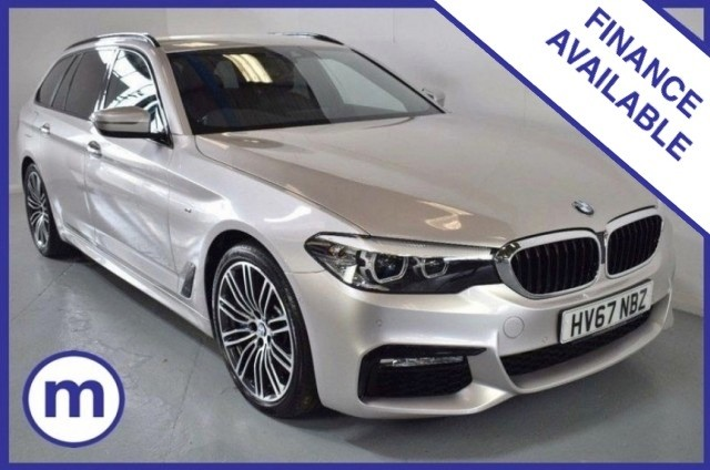 Used BMW 5 Series 540i Xdrive M Sport Touring Estate