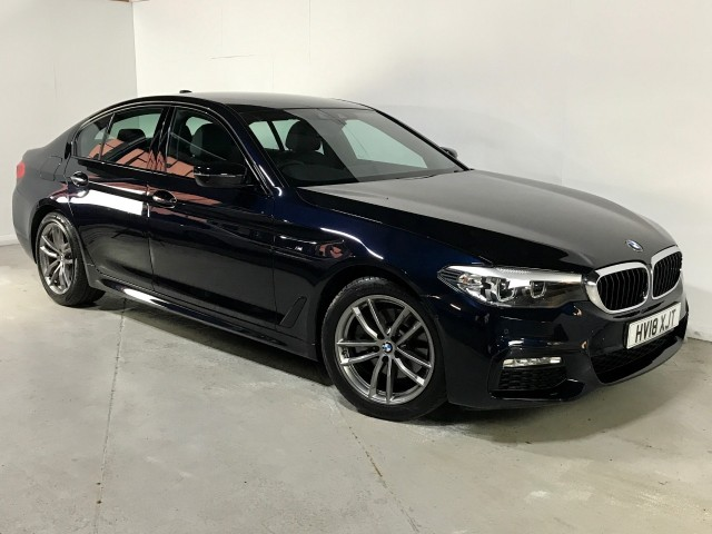 Used BMW 5 Series 520i M Sport Saloon