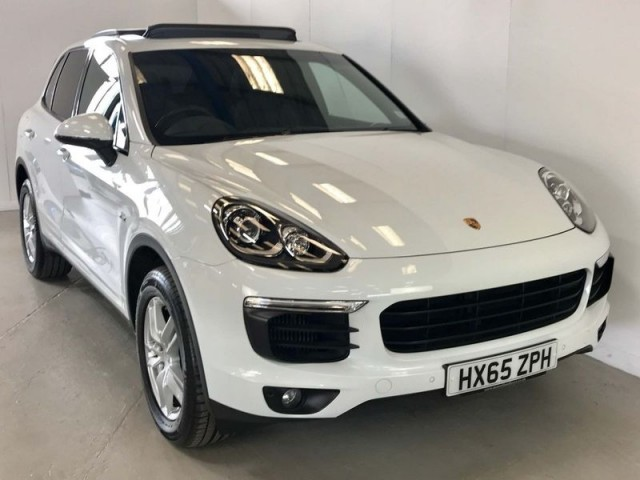 Used Porsche Cayenne D V6 Tiptronic S Estate