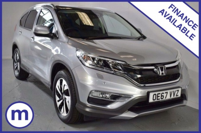 Used Honda Cr-v I-Dtec Ex Estate