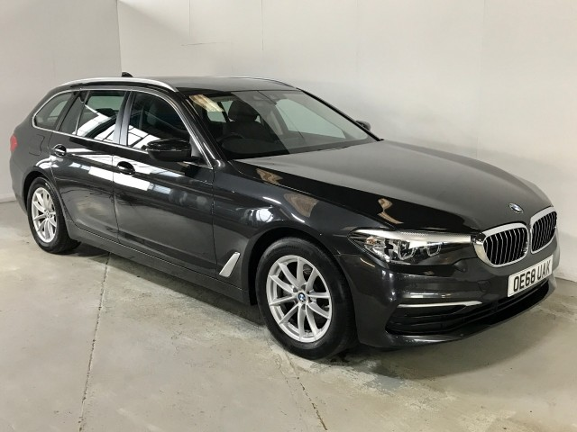 Used BMW 5 Series 520i SE Touring Estate