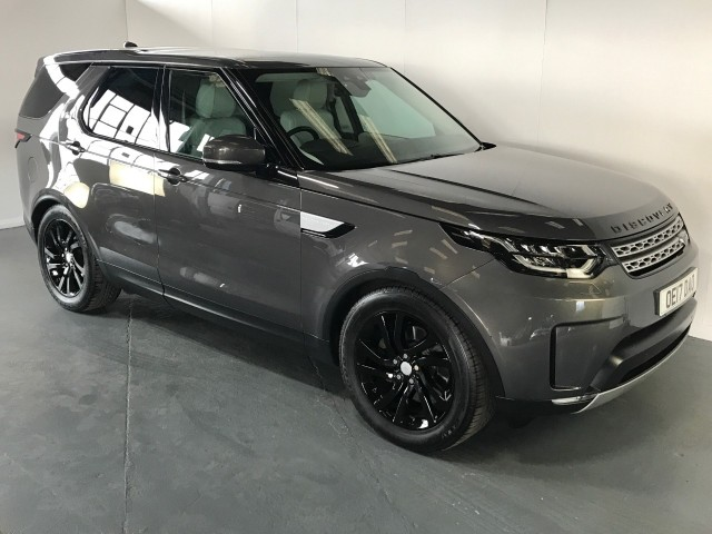 Used Land Rover Discovery TD6 Hse Suv